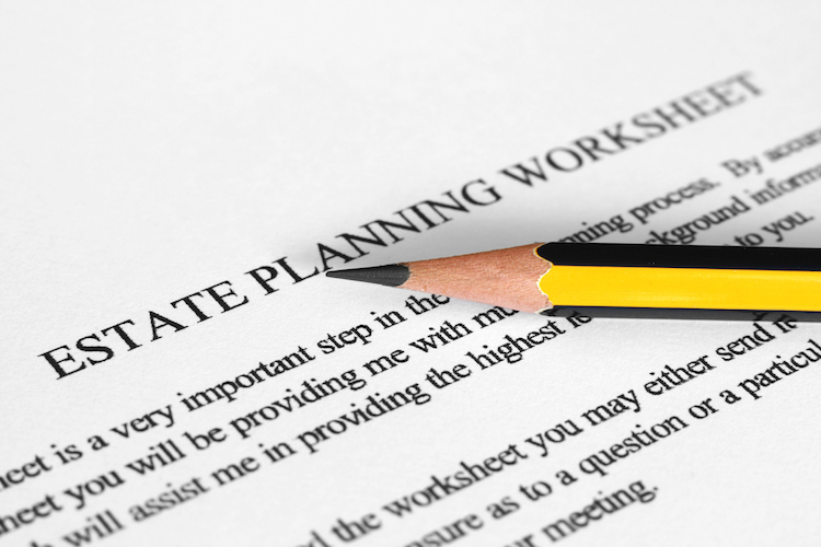 Estate and Tax Planning